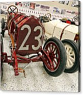 1907 Itala Gran Prix Race Car Acrylic Print