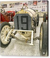 1908 Mercedes Race Car Acrylic Print
