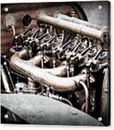 1910 Benz 22-80 Prinz Heinrich Renn Wagen Engine -1702ac Acrylic Print