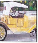 1915 Chevy Acrylic Print