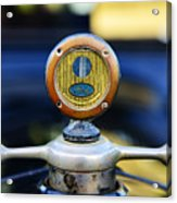 1919 Ford Model T Hood Ornament Original Acrylic Print by Paul Ward