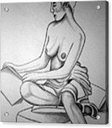 1920s Women Series 14 Acrylic Print