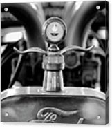 1923 Ford Hood Ornament 2 Acrylic Print