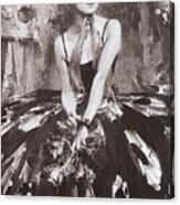 1925 Nikolay Feshin Acrylic Print
