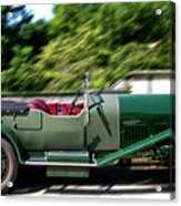 1926 Bentley Automobile Acrylic Print