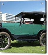 1927 Ford Model A Acrylic Print