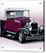 1928 Ford Roadster Pickup I Acrylic Print