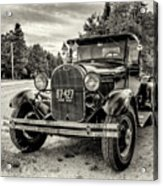 1929 Ford Model A Pickup Acrylic Print