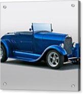 1929 Ford 'pretty Boy' Roadster Acrylic Print