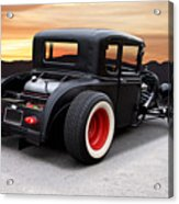 1929 Ford 'rock N Roll' Coupe Acrylic Print