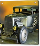 1930-31 Ford 'lakester' Coupe II Acrylic Print