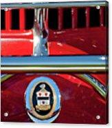 1930 Cord L29 Phaeton Emblem Acrylic Print