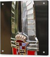 1930's Cadillac Emblem Acrylic Print