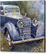 1938 Hispano Suiza J12 Acrylic Print