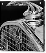 1931 Chevrolet Hood Ornament 4 Acrylic Print
