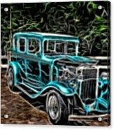 1931 Chevy Hot Rod  Acrylic Print