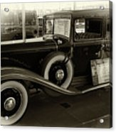 1931 Chrysler  Acrylic Print