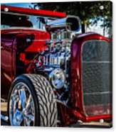 1931 Ford Coupe 2 Acrylic Print