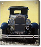 1931 Ford Model A Coupe Acrylic Print