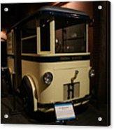1931 Helms Bakery Truck Acrylic Print