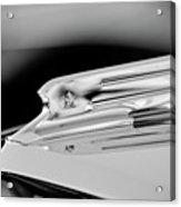 1931 Marmon Sixteen Coupe Hood Ornament 3 Acrylic Print