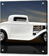 1932 Ford Coupe - 3 Window Acrylic Print