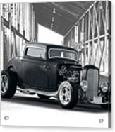 1932 Ford 'deuce' Coupe I Acrylic Print
