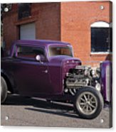 1932 Ford 'grape Soda' Coupe Acrylic Print