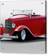 1932 Ford 'love Child' Roadster Acrylic Print