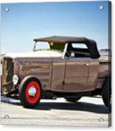 1932 Ford 'original Rod' Roadster Pickup Acrylic Print
