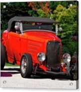 1932 Ford 'ragtop' Roadster Acrylic Print
