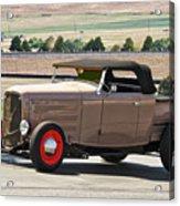 1932 Ford 'rare And Original' Roadster Pickup Acrylic Print