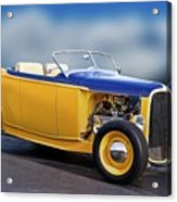 1932 Ford Roadster 'pass Side' L Acrylic Print