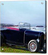 1932 Ford Roadster 'shoreline' Acrylic Print
