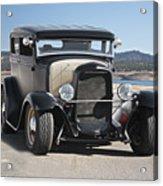 1932 Ford Tudor Sedan 'satin Doll' II Acrylic Print