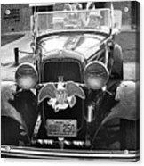 1932 Ford V8 July 4th Parade Tucson Arizona 1986 Acrylic Print