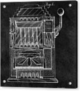 1932 Slots Patent Acrylic Print