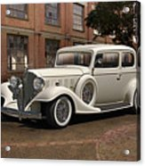 1933 Buick Victoria 'bootleg Beauty' Acrylic Print