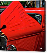 1933 Ford 3 Window Coupe Acrylic Print