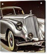 1933 Pierce-arrow Silver Arrow Acrylic Print