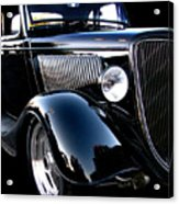 1934 Ford Coupe Acrylic Print