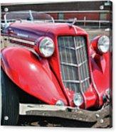 1935 Auburn Speedster 6870 Acrylic Print