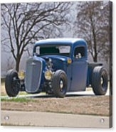 1935 Chevrolet 'hot Rod' Pickup Acrylic Print