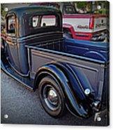 1935 Ford Pickup Acrylic Print