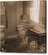 1935 Kitchen Acrylic Print