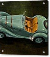 1936 Bmw 328 Roadster Acrylic Print
