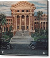 1936 Era Nueces County Courthouse Acrylic Print