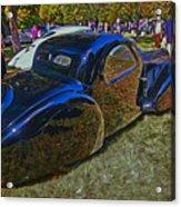 1937 Bugatti Type 57 S C Atalante Coupe Acrylic Print