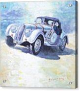 1938 Bmw 328 Roadster Caracciola Gp 2016 Winner Acrylic Print