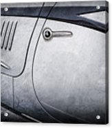 1938 Talbot-lago 150c Ss Figoni And Falaschi Cabriolet Side Door Handle -1511ac Acrylic Print